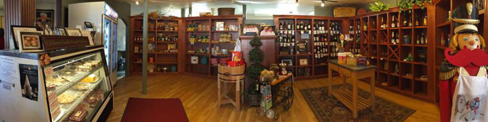 Market, Grocery, Deli, Bakery, fine wines and liquor